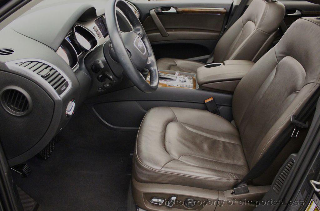 2015 Audi Q7 CERTIFIED Audi Q7 3.0T Quattro Premium Plus AWD 7-PASSENGER - 18257409 - 53