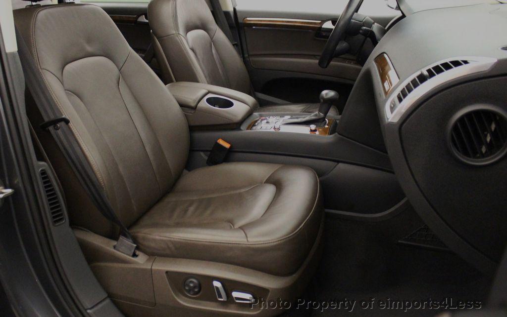 2015 Audi Q7 CERTIFIED Audi Q7 3.0T Quattro Premium Plus AWD 7-PASSENGER - 18257409 - 54