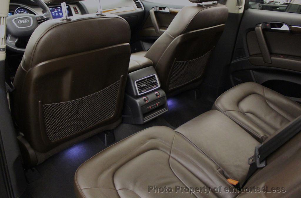 2015 Audi Q7 CERTIFIED Audi Q7 3.0T Quattro Premium Plus AWD 7-PASSENGER - 18257409 - 55