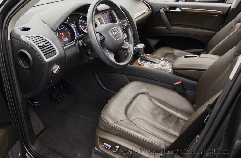 2015 Audi Q7 CERTIFIED Audi Q7 3.0T Quattro Premium Plus AWD 7-PASSENGER - 18257409 - 5