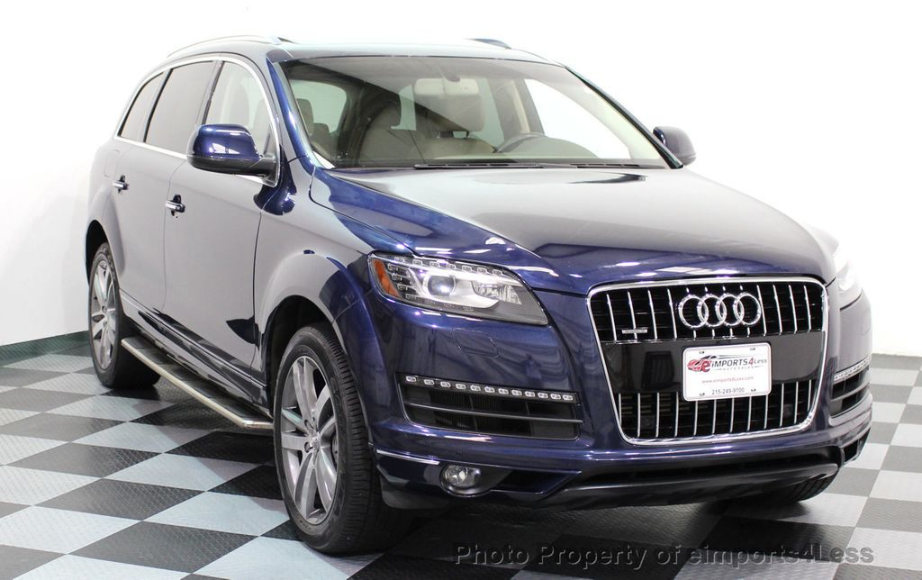 2015 used audi q7 certified q7 premium plus quattro. Black Bedroom Furniture Sets. Home Design Ideas
