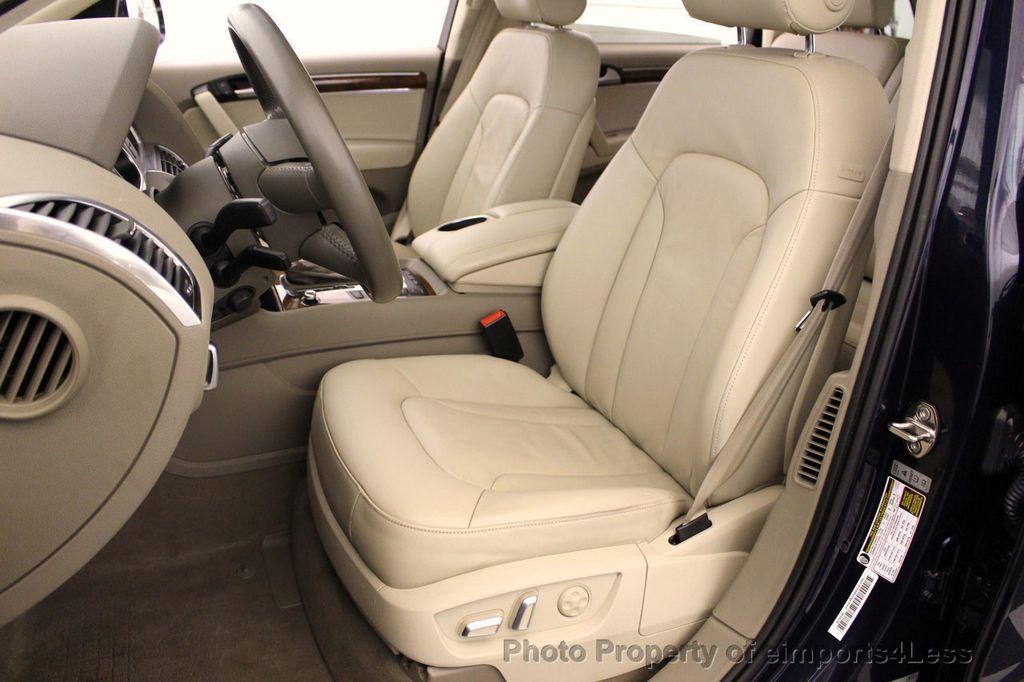 2015 Used Audi Q7 CERTIFIED Q7 3.0t Premium Plus Quattro AWD 7 ...
