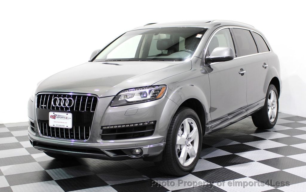 2015 used audi q7 certified q7 quattro premium plus 7 pass navi at eimports4less serving. Black Bedroom Furniture Sets. Home Design Ideas