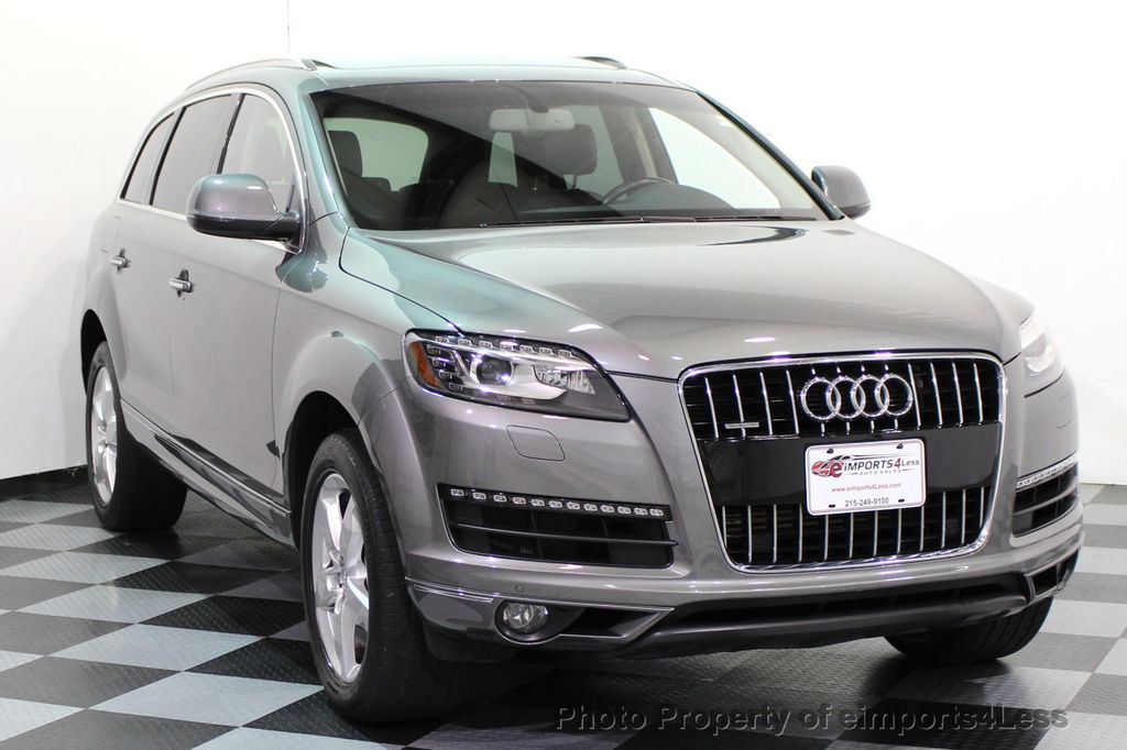 Used 2011 Audi Q7 for sale - Pricing