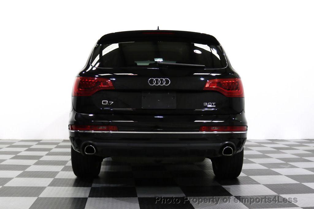 2015 Audi Q7 CERTIFIED Q7 3.0t Quattro Premium Plus AWD 7 PASSENGER - 17981799 - 33