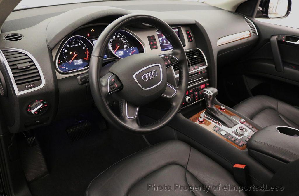 2015 Audi Q7 CERTIFIED Q7 3.0t Quattro Premium Plus AWD 7 PASSENGER - 17981799 - 35