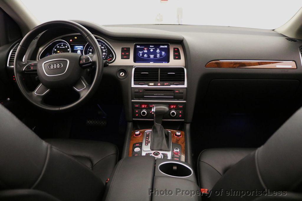 2015 Audi Q7 CERTIFIED Q7 3.0t Quattro Premium Plus AWD 7 PASSENGER - 17981799 - 36