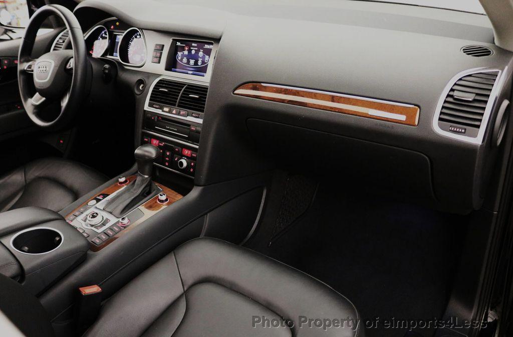 2015 Audi Q7 CERTIFIED Q7 3.0t Quattro Premium Plus AWD 7 PASSENGER - 17981799 - 37