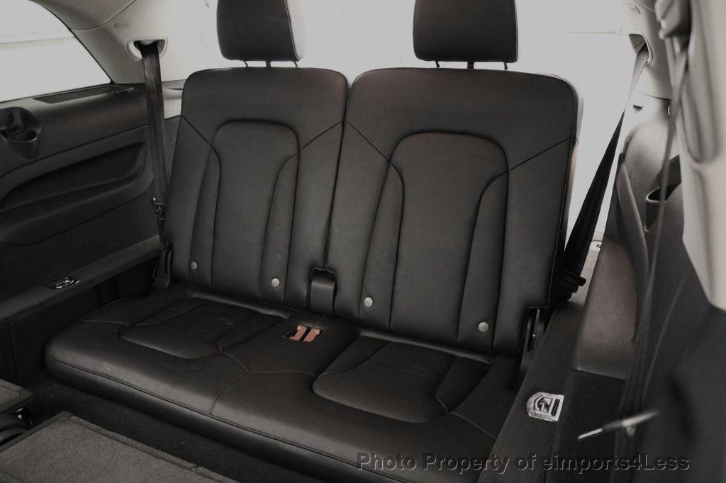 2015 Audi Q7 CERTIFIED Q7 3.0t Quattro Premium Plus AWD 7 PASSENGER - 17981799 - 40