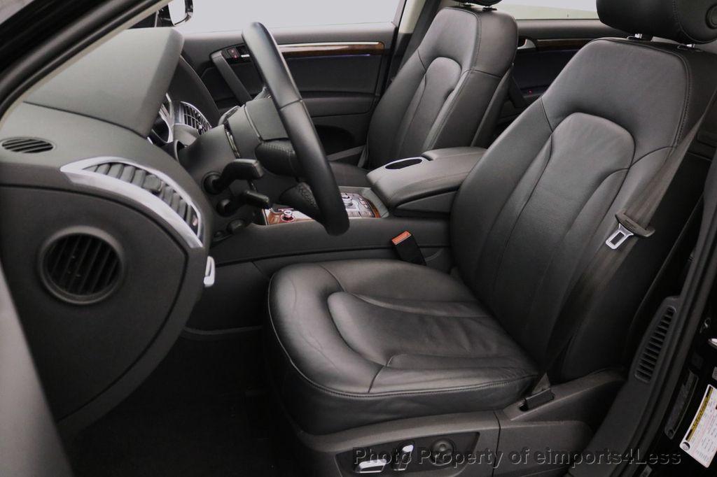 2015 Audi Q7 CERTIFIED Q7 3.0t Quattro Premium Plus AWD 7 PASSENGER - 17981799 - 42