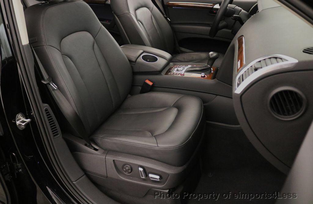 2015 Audi Q7 CERTIFIED Q7 3.0t Quattro Premium Plus AWD 7 PASSENGER - 17981799 - 43