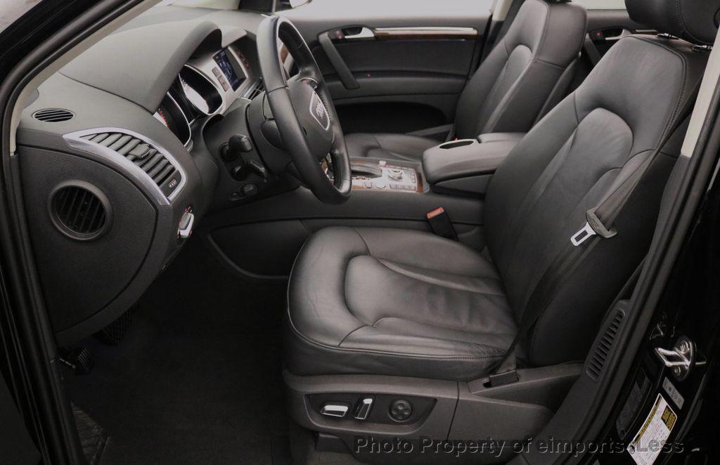 2015 Audi Q7 CERTIFIED Q7 3.0t Quattro Premium Plus AWD 7 PASSENGER - 17981799 - 52