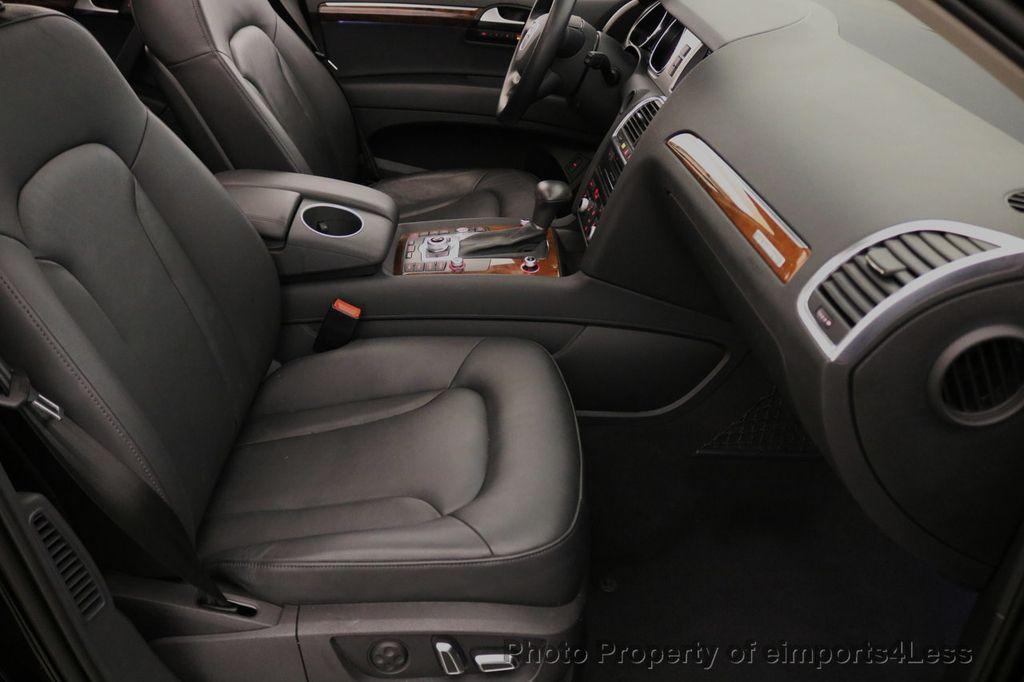 2015 Audi Q7 CERTIFIED Q7 3.0t Quattro Premium Plus AWD 7 PASSENGER - 17981799 - 53