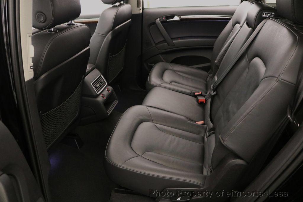 2015 Audi Q7 CERTIFIED Q7 3.0t Quattro Premium Plus AWD 7 PASSENGER - 17981799 - 54