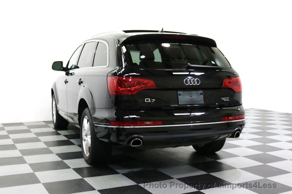 2015 Audi Q7 CERTIFIED Q7 3.0t Quattro Premium Plus AWD 7 PASSENGER - 17981799 - 57