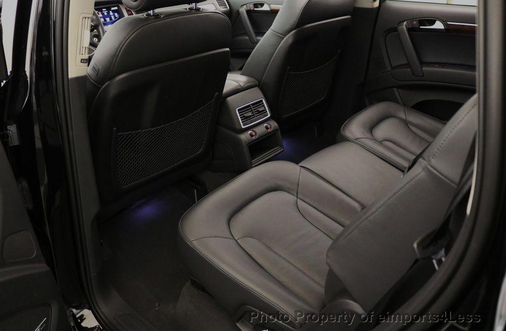 2015 Audi Q7 CERTIFIED Q7 3.0t Quattro Premium Plus AWD 7 PASSENGER - 17981799 - 7