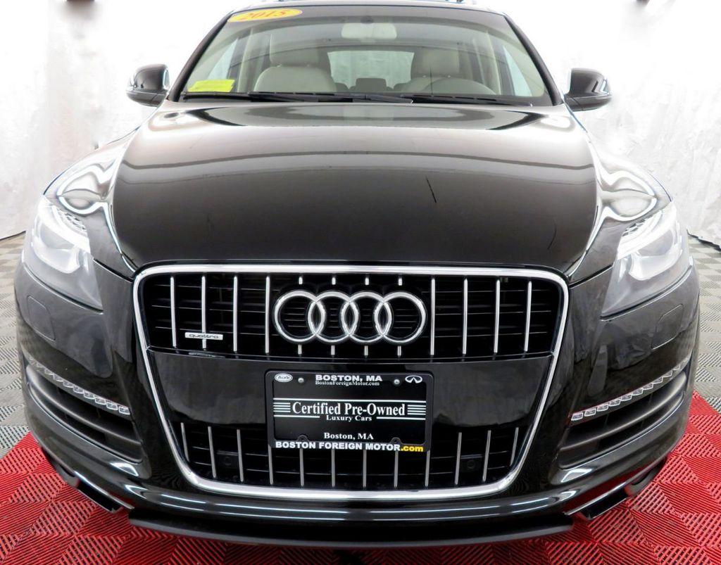 2015 Audi Q7 quattro 4dr 3.0L TDI Premium Plus - 18315453 - 1
