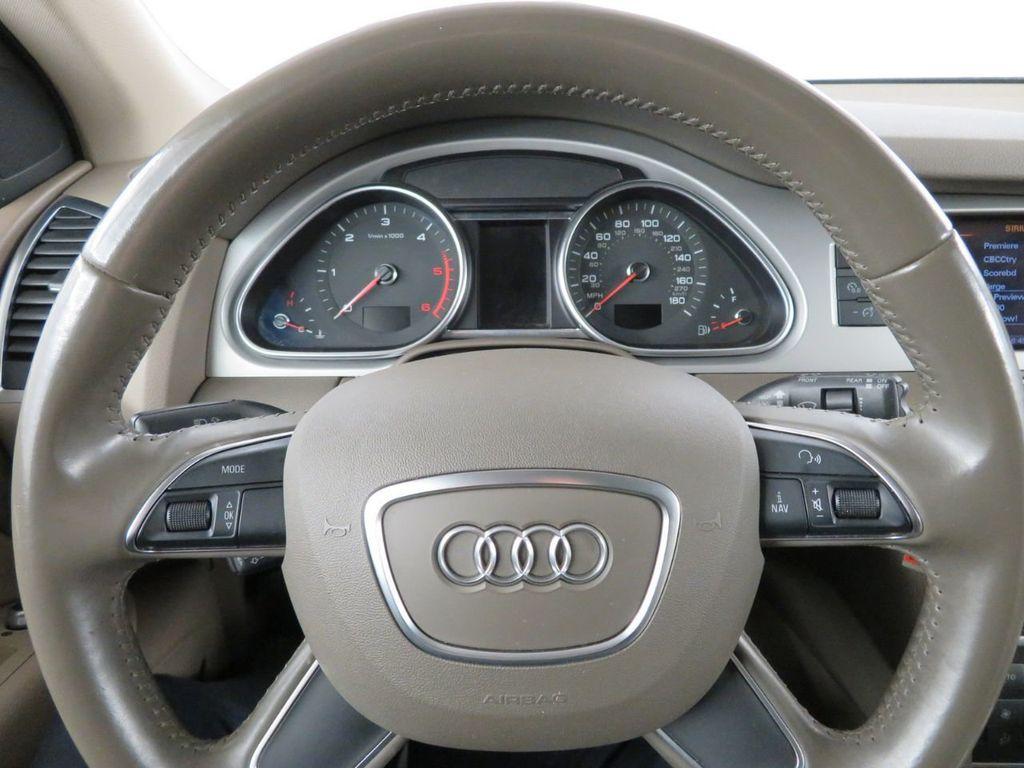 2015 Audi Q7 quattro 4dr 3.0L TDI Premium Plus - 18315453 - 21