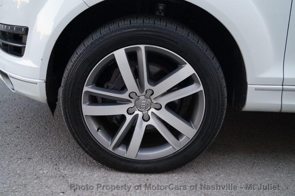 2015 Audi Q7 quattro 4dr 3.0L TDI Prestige - 18377542 - 20