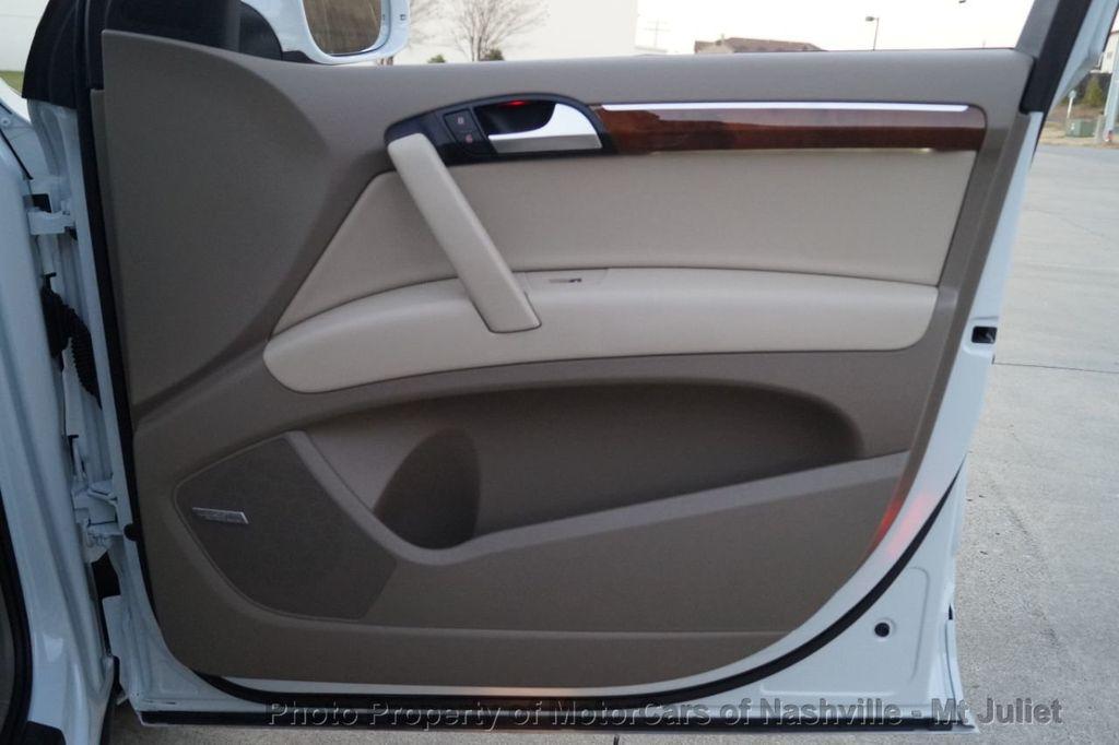 2015 Audi Q7 quattro 4dr 3.0L TDI Prestige - 18377542 - 22
