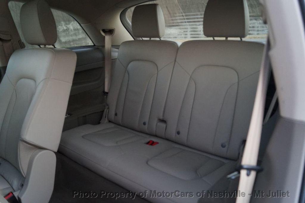 2015 Audi Q7 quattro 4dr 3.0L TDI Prestige - 18377542 - 28
