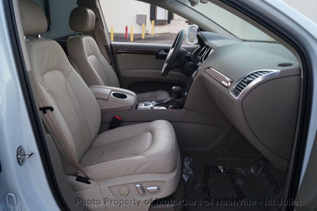 2015 Audi Q7 quattro 4dr 3.0L TDI Prestige - 18377542 - 29