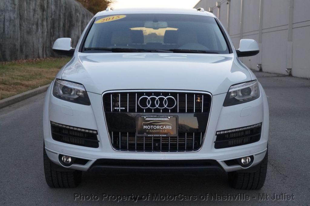 2015 Audi Q7 quattro 4dr 3.0L TDI Prestige - 18377542 - 4
