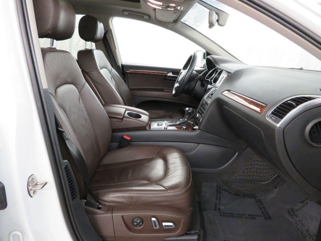 2015 Audi Q7 quattro 4dr 3.0T Premium Plus - 18386672 - 21
