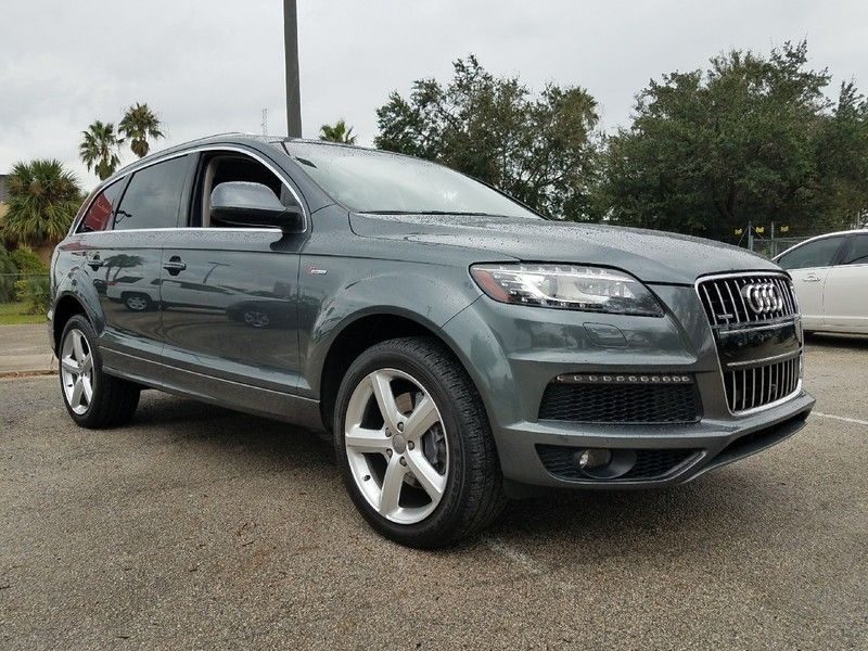 2015 audi q7 quattro 4dr 3 0t s line prestige suv for sale in orlando fl on. Black Bedroom Furniture Sets. Home Design Ideas