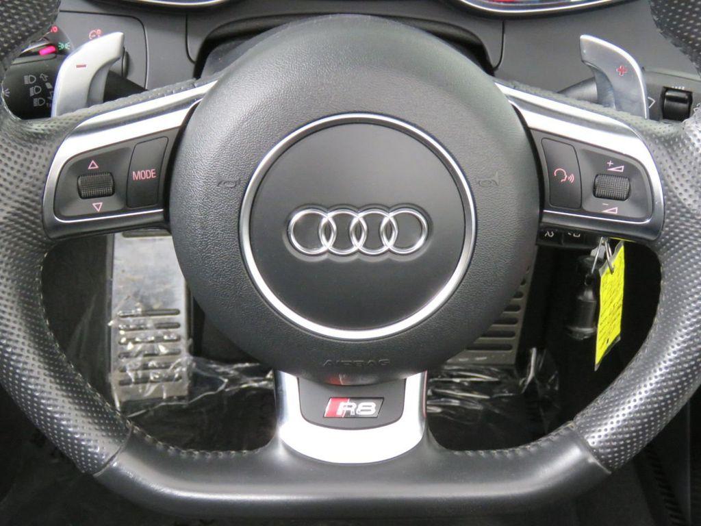 2015 Used Audi R8 Spyder 2dr Conv Auto Quattro Spyder V10 At