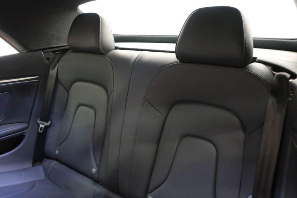 2015 Audi RS 5 Cabriolet 2dr Cabriolet - 16986519 - 17