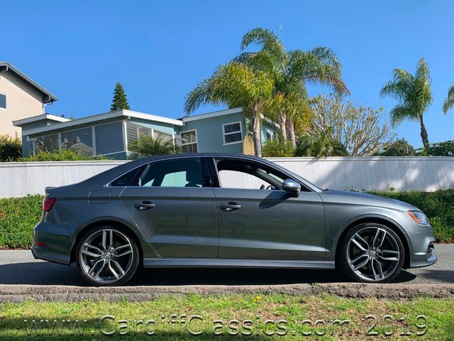 2015 Audi S3 4dr Sedan quattro 2.0T Premium Plus - Click to see full-size photo viewer