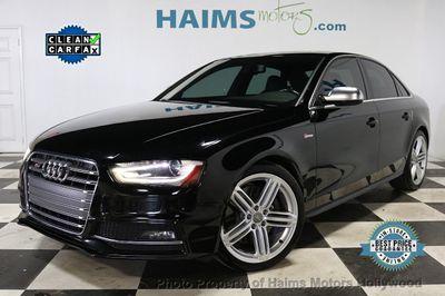 2015 Audi S4