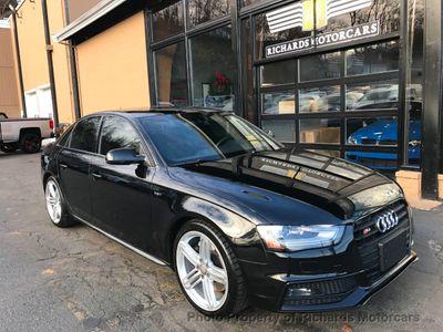 2015 Audi S4 4dr Sedan S Tronic Prestige