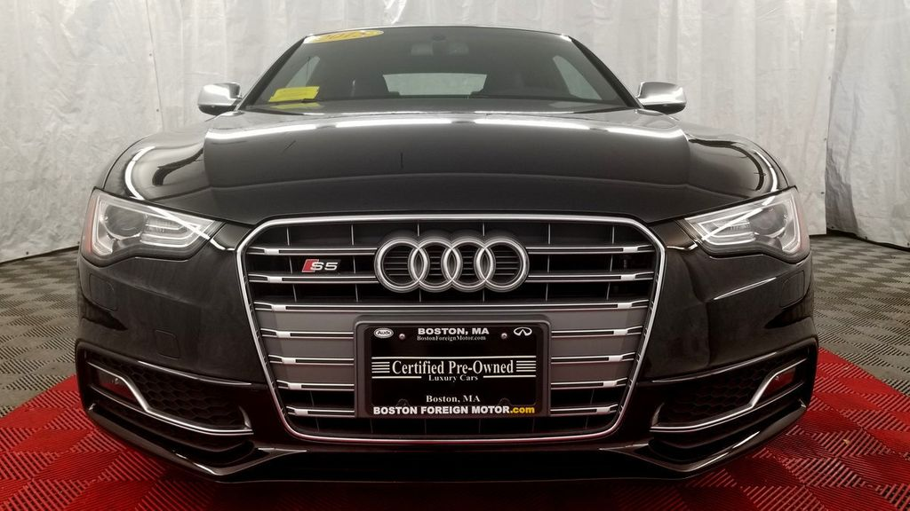2015 Audi S5 2dr Coupe Automatic Premium Plus - 18111015 - 1
