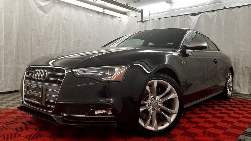 Used Audi S Dr Coupe Automatic Premium Plus At Boston Foreign - Used audi s5