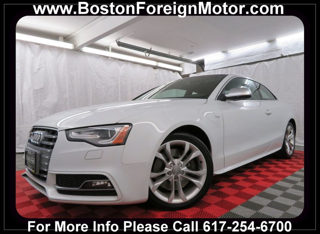 2015 Audi S5 2dr Coupe Automatic Premium Plus - 18431340 - 0