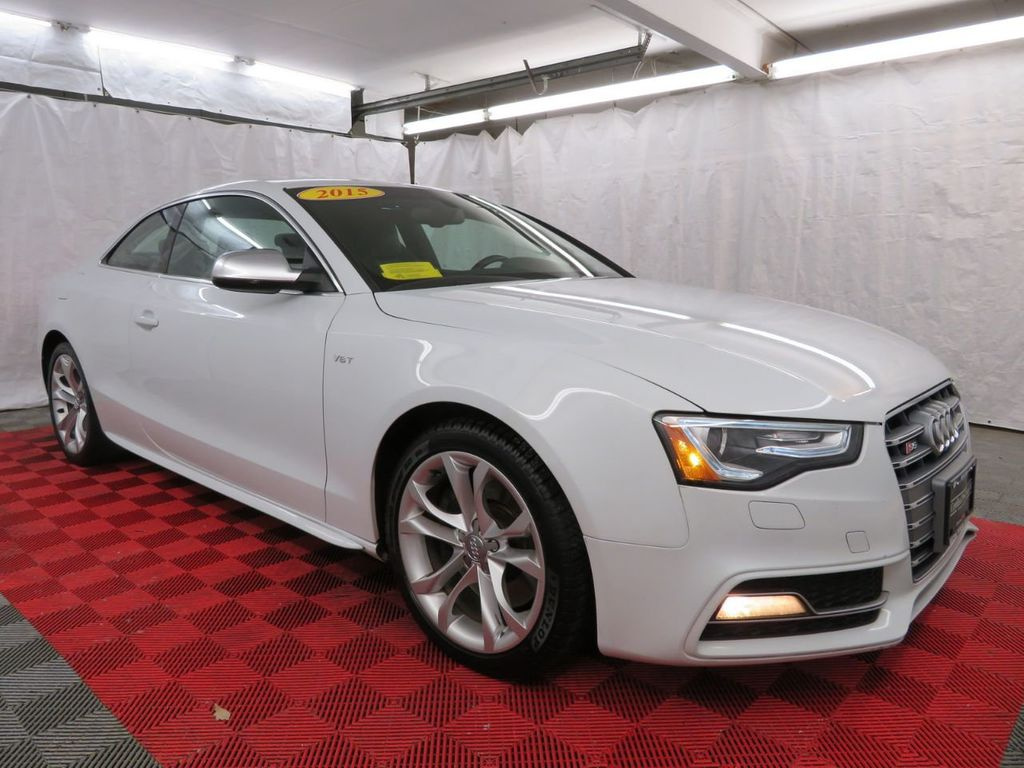 2015 Audi S5 2dr Coupe Automatic Premium Plus - 18431340 - 2
