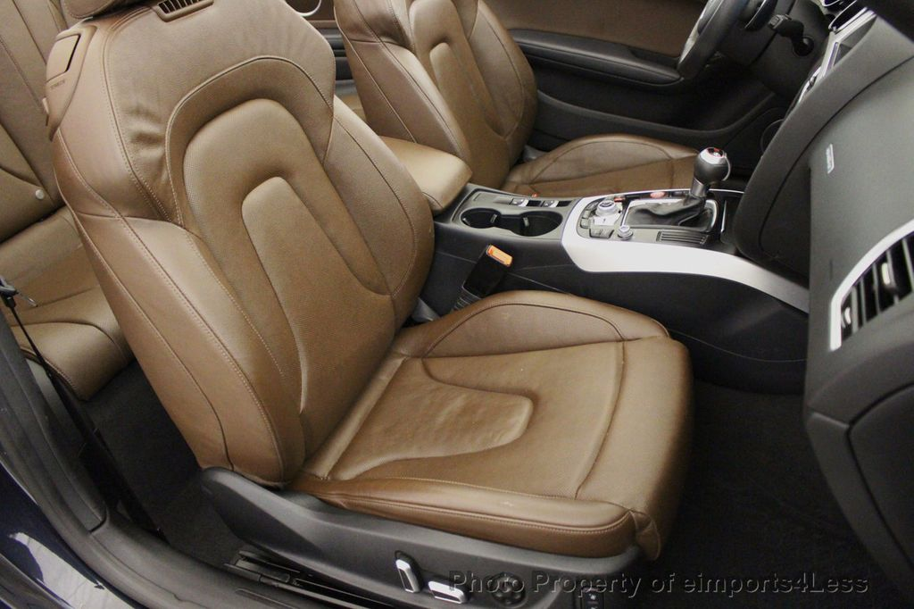 2015 Audi S5 Cabriolet CERTIFIED S5 3.0t Quattro AWD COMFORT TECH CAM NAVI - 17517063 - 22