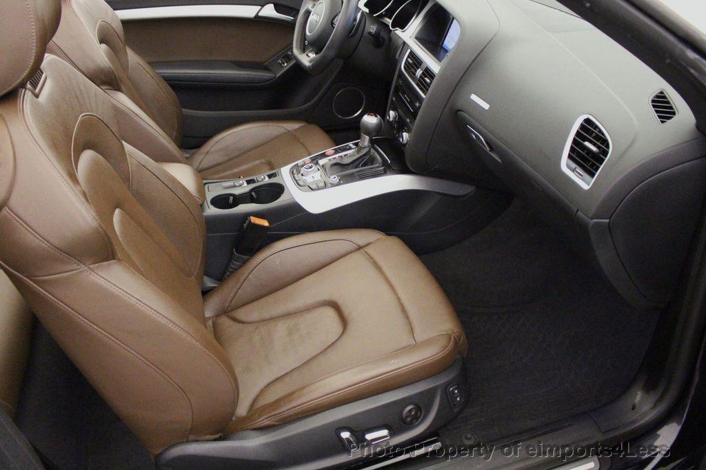2015 Audi S5 Cabriolet CERTIFIED S5 3.0t Quattro AWD COMFORT TECH CAM NAVI - 17517063 - 8