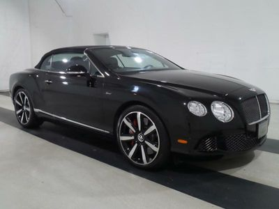 2015 Bentley Continental GT Speed 2dr Convertible - Click to see full-size photo viewer