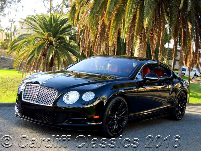 Delicieux 2015 Bentley Continental GT Speed