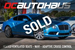 2015 Bentley Continental GT V8 - SCBFT7ZA1FC043228