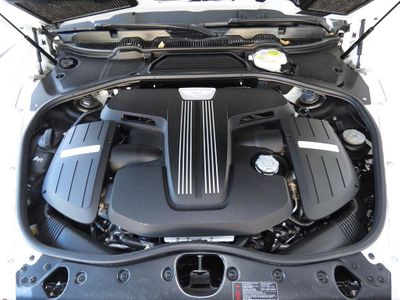 2015 Bentley Continental GT V8 S Mulliner Convertible - Click to see full-size photo viewer