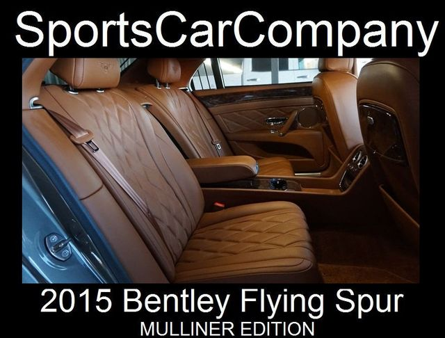 2015 Bentley Flying Spur FLYING SPUR MULLINER - 17492057 - 8