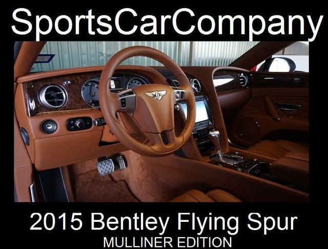 2015 Bentley Flying Spur FLYING SPUR MULLINER - 17492057 - 9