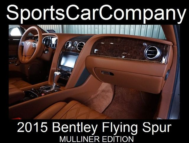 2015 Bentley Flying Spur FLYING SPUR MULLINER - 17492057 - 10