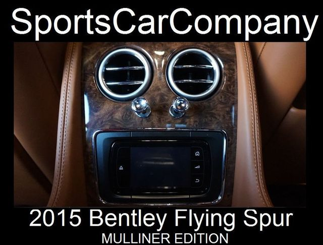 2015 Bentley Flying Spur FLYING SPUR MULLINER - 17492057 - 11