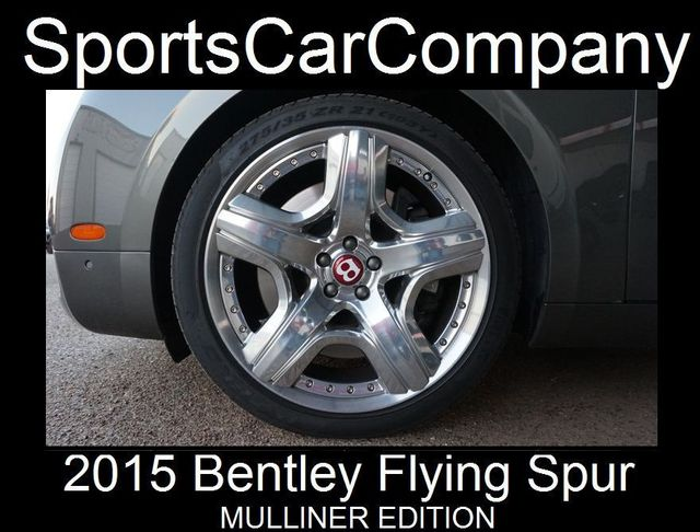 2015 Bentley Flying Spur FLYING SPUR MULLINER - 17492057 - 12