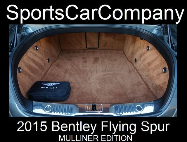 2015 Bentley Flying Spur FLYING SPUR MULLINER - 17492057 - 13